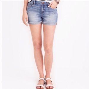 J Crew Shorts Liza Wash size 25